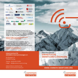 Common Smartcard Flyer Download